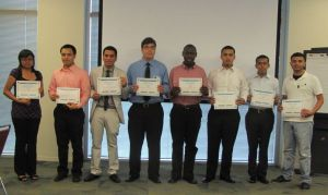 Eight Finger Scholars represent seven HISD high schools: Austin, Chavez, Furr, Jordan, Lamar, Madison, and Yates.